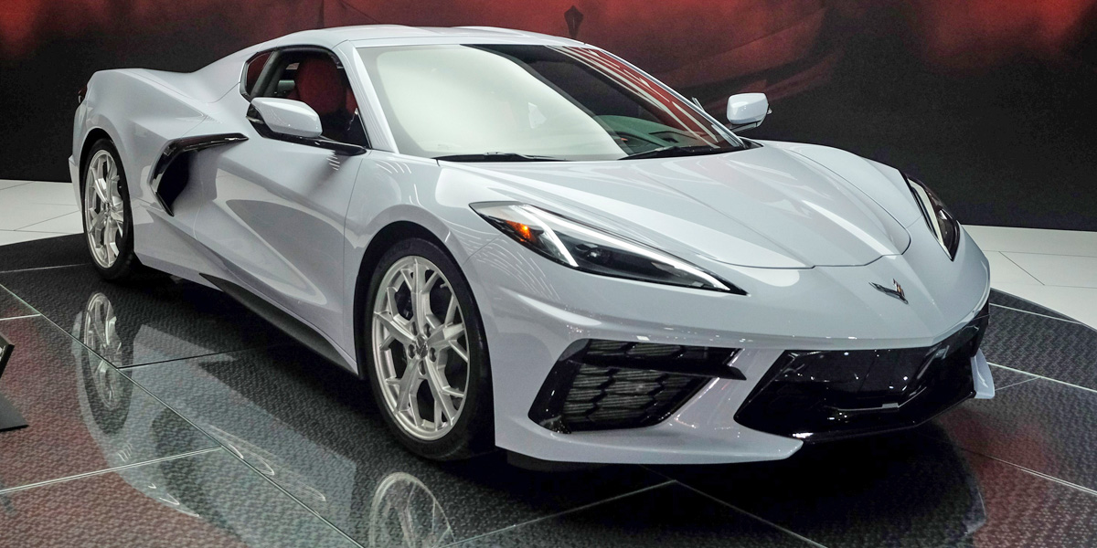 Corvette más rápido modelo