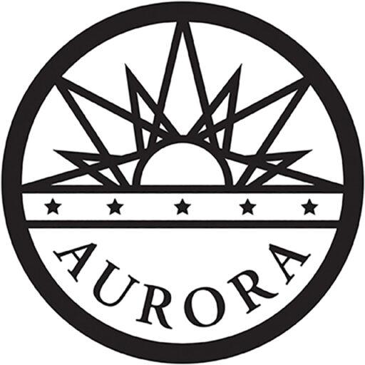 aurora city logo