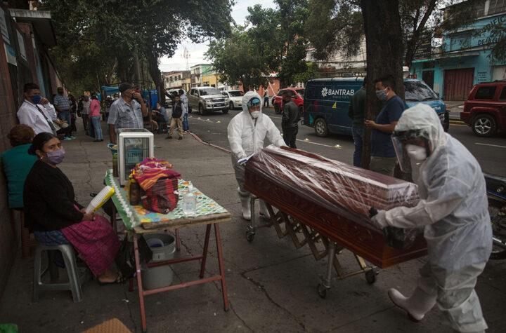 Guatemala enfrenta momento crítico