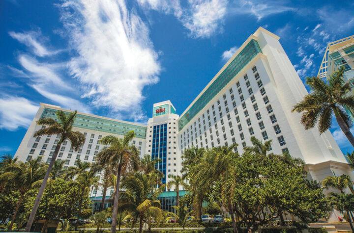 Hoteles en operación