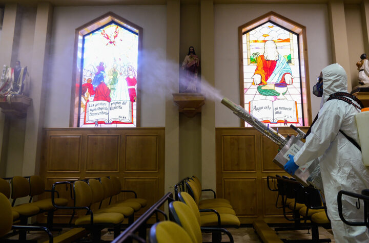 Limpieza de Iglesias