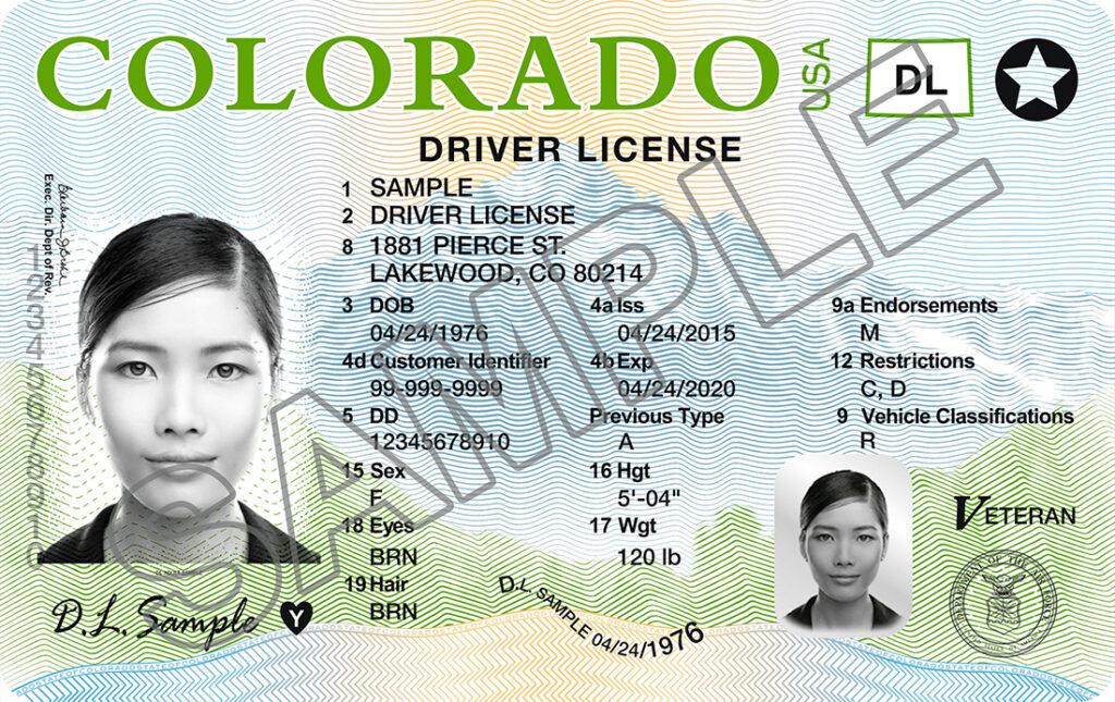 licencias SB-251 en ciudades de Colorado
