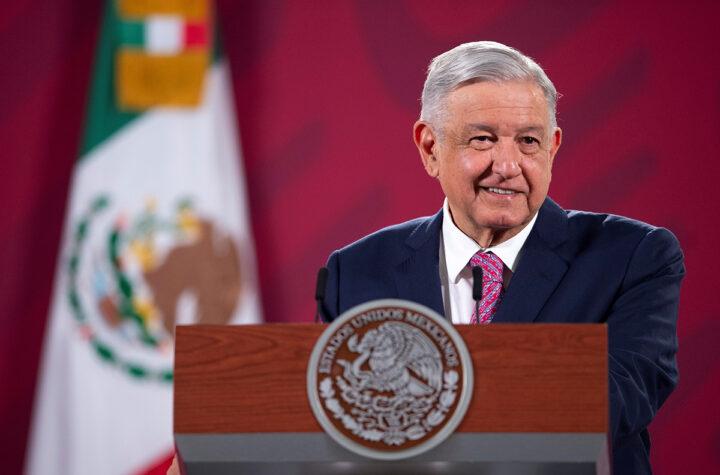 Lopez Obrador y Trump T-MEC