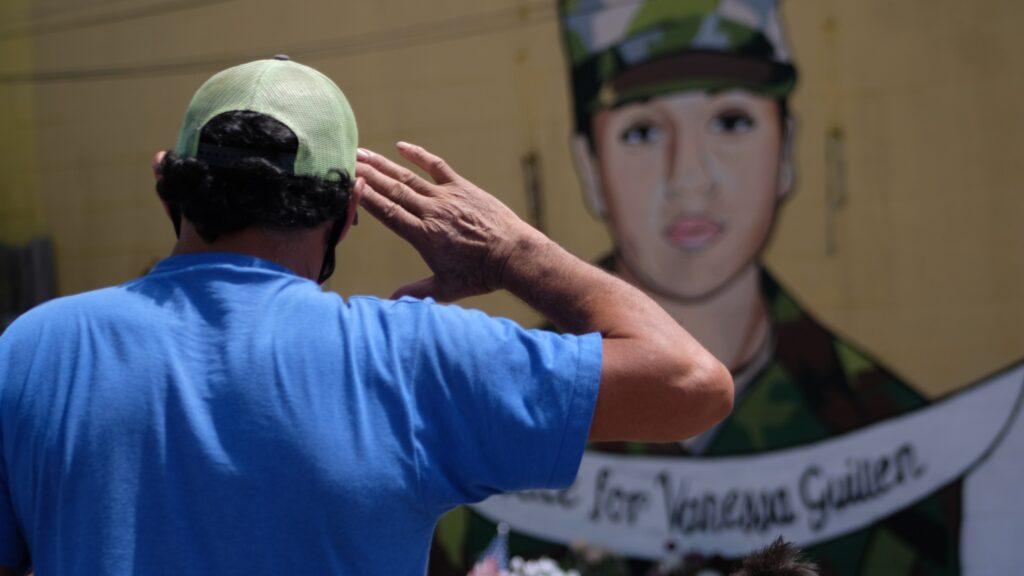 Restos hallados son de la soldado Vanessa Guillén