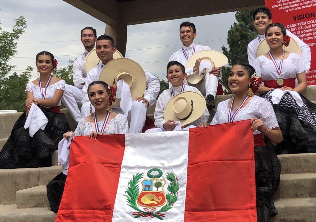 Feliz día nacional del Perú!