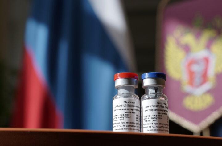 Vacuna rusa deberá ser revisada para su preclasificación