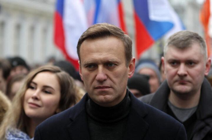 Rusia aclarar envenenamiento de Navalni