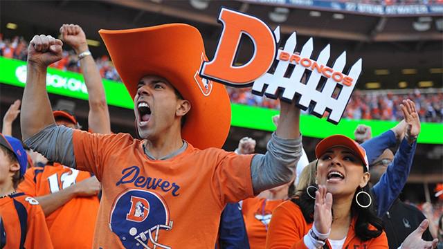 Denver Broncos jugarán con público