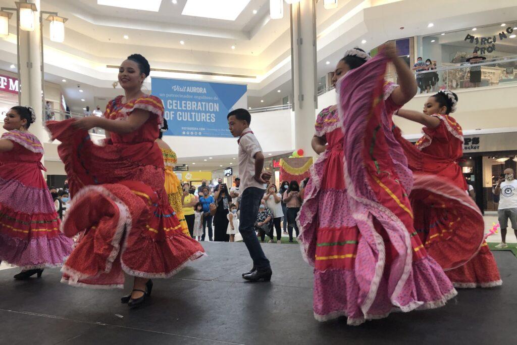 Celebraron la cultura mexicana