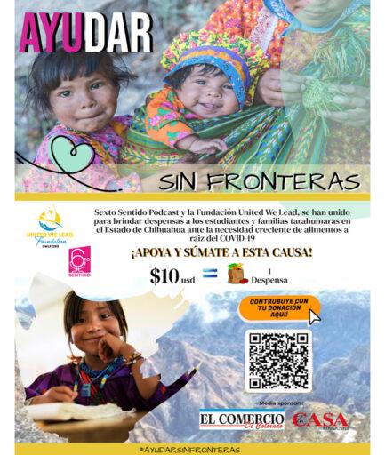 Ayude a los niños y las familias tarahumaras