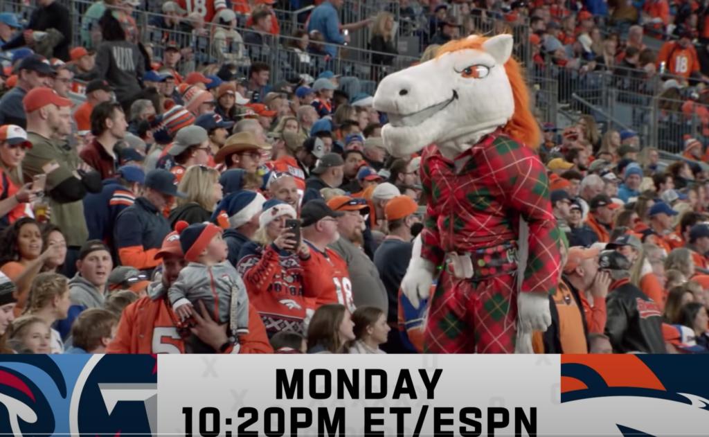 Broncos debutan en horario estelar