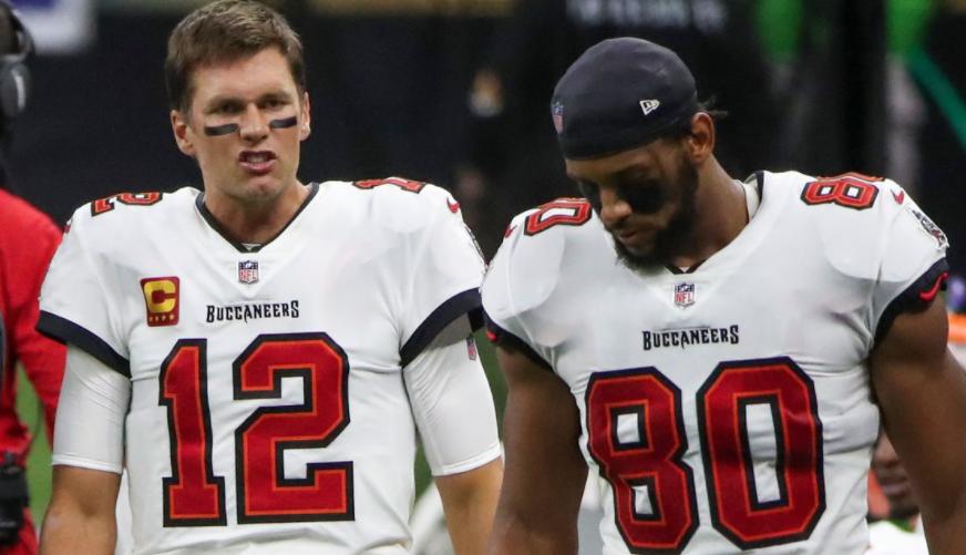Brady perdedor con Buccaneers