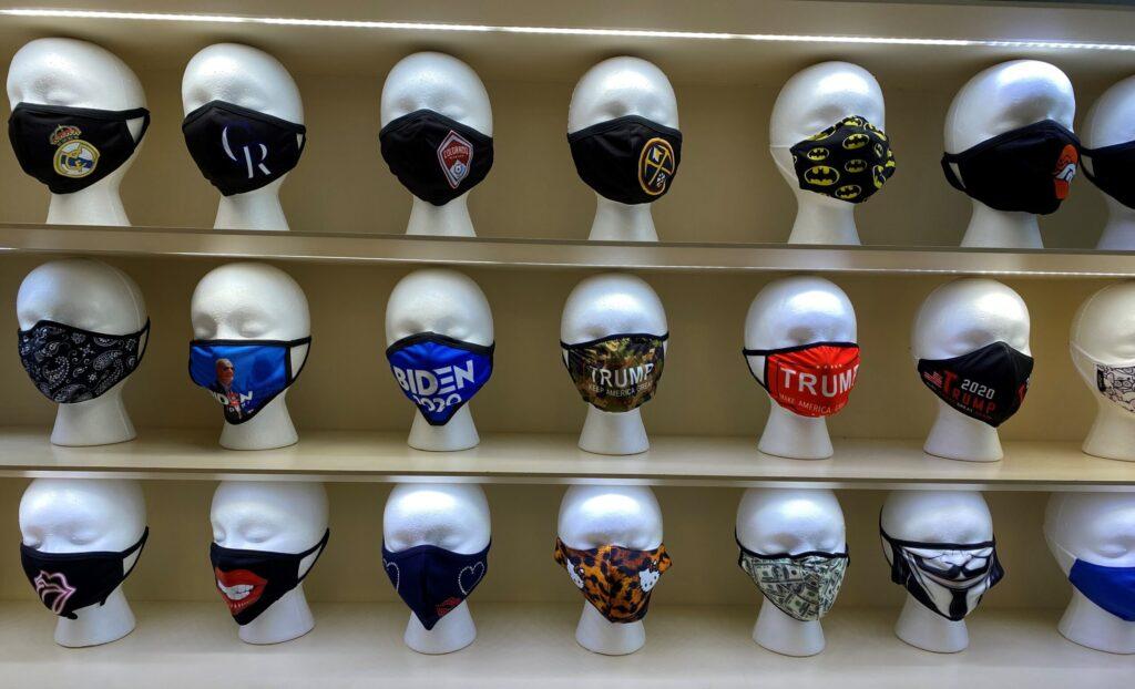 Denver ordena usar máscaras