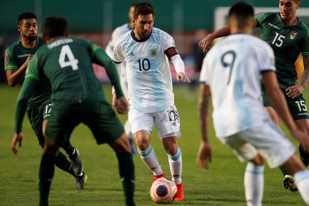 Brasil y Argentina dominan en la Conmebol