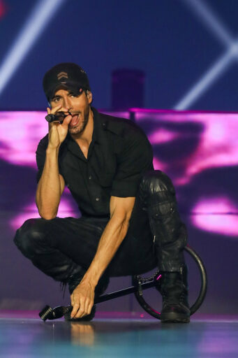 Enrique Iglesias el artista latino más grande