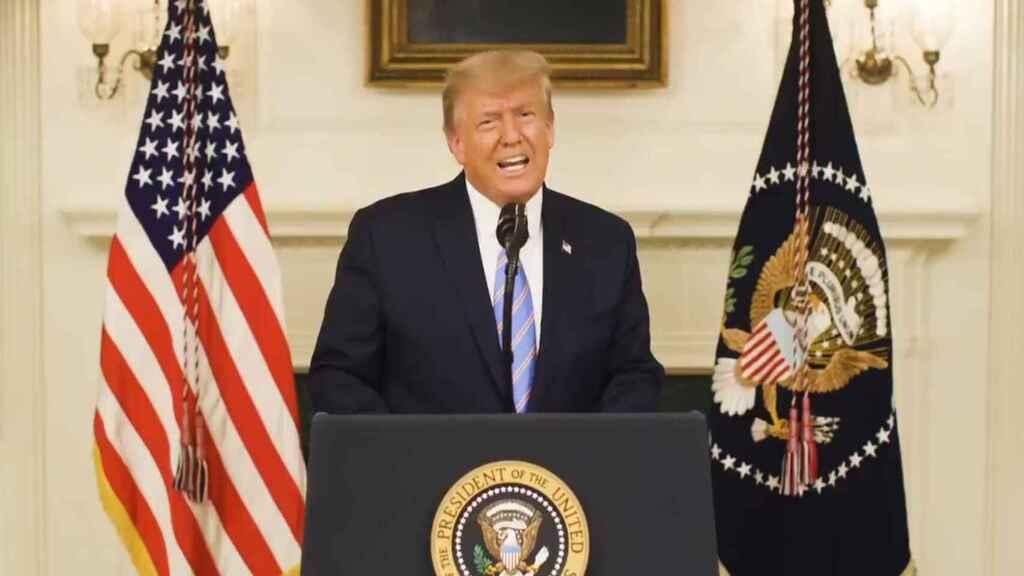 Trump reconoce su derrota electoral