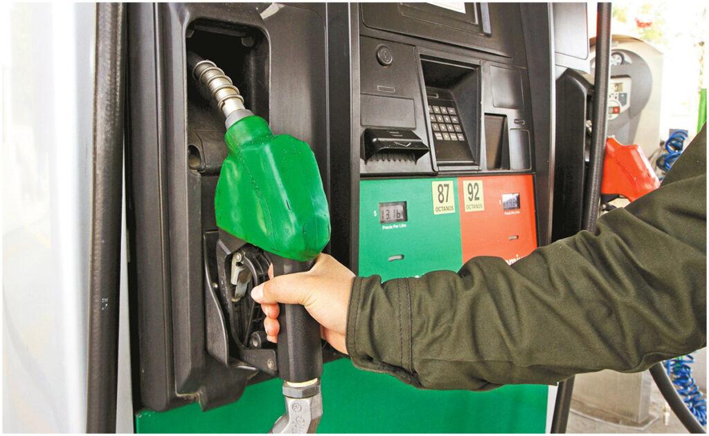 Gas Fee Proposed for Highway Projects Proponen tarifa a la gasolina para proyectos de carreteras
