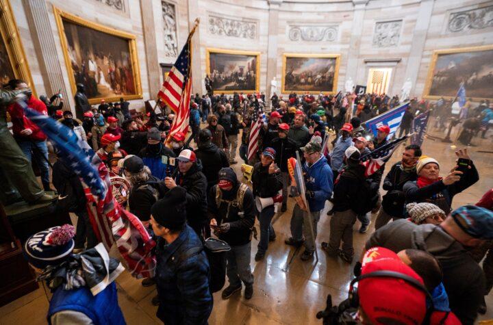 Senado declara legítimo juicio político a Trump por asalto al Capitolio