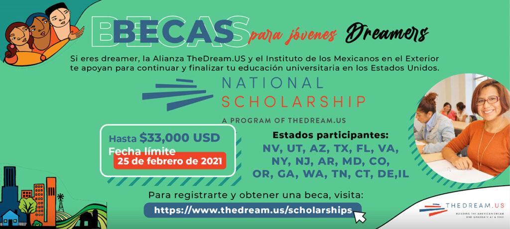 Scholarships of up to $ 37000 Becas de hasta 37 dólares para jóvenes inmigrantes en Colorado