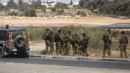 Israel ataca puestos militares en Gaza