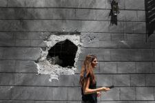 Continúan los bombardeos en Israel y Gaza