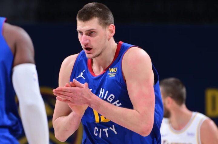 Jokić y Porter Jr, nominados a premios de la NBA 2021