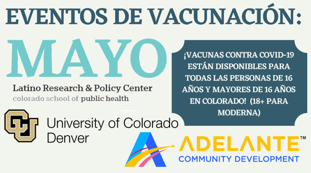 Jornadas de vacunación en Colorado