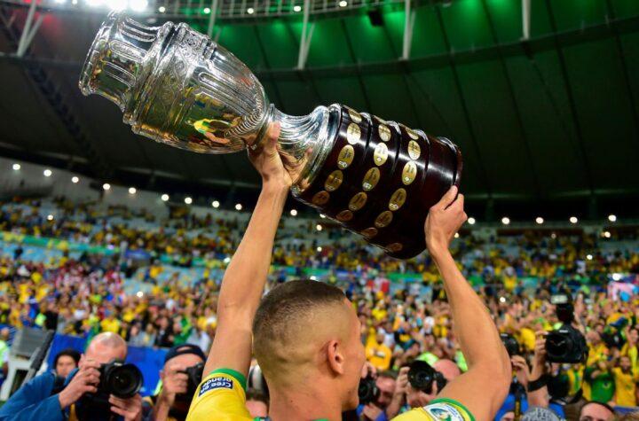 Brasil acogerá Copa América