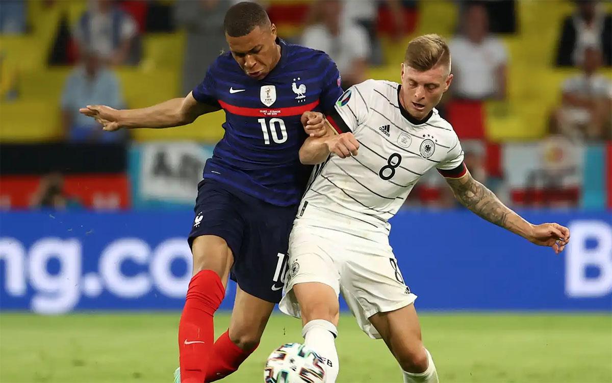 Francia, Italia y Bélgica favoritos para ganar la Euro