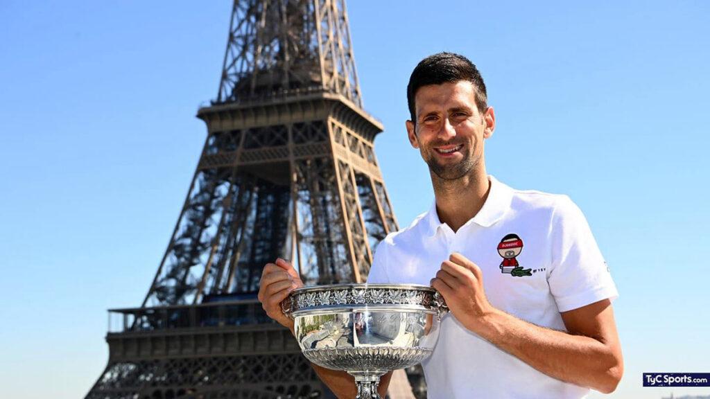 La gran victoria de Djokovic