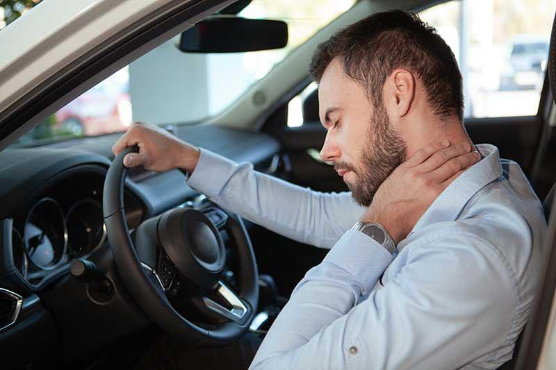 ¿Qué hacer si resulta lesionado en un accidente automovilístico?