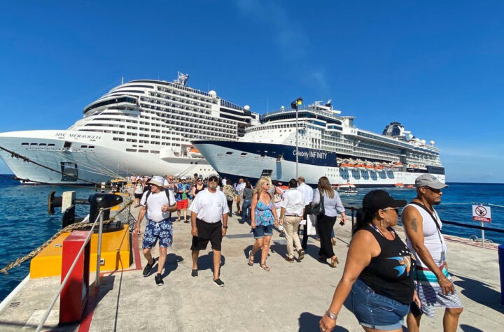 Cruceros caribeños regresan