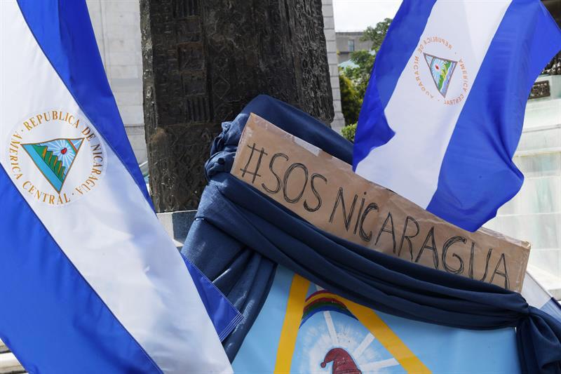 Condenan acciones de Ortega