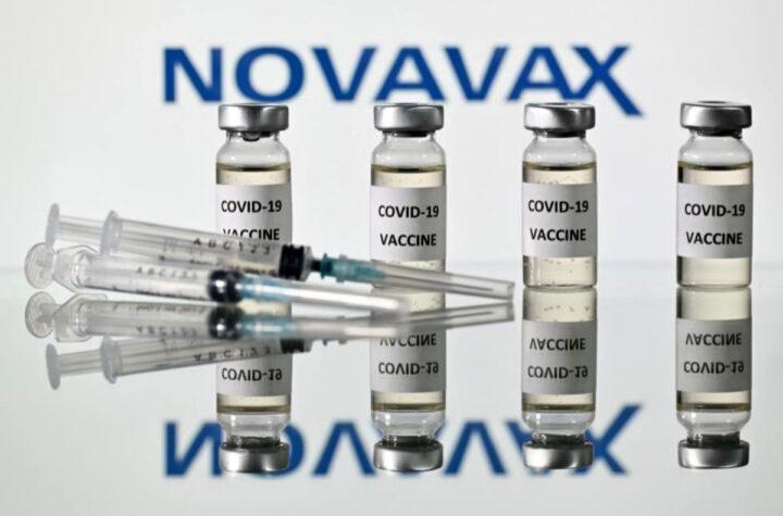 Vacuna de Novavax demuestra alta eficacia