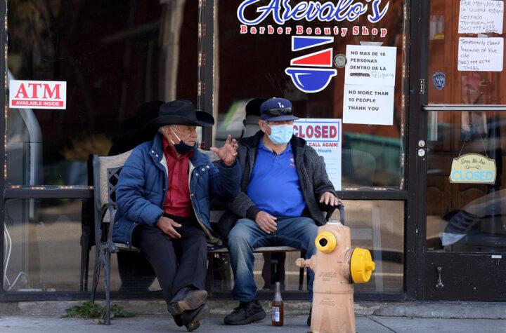 Pandemia recorta expectativa de vida de hispanos en EEUU