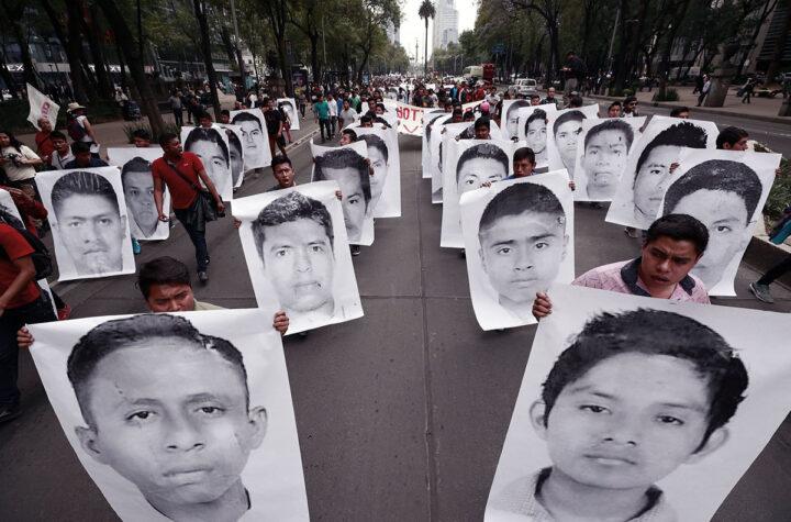 Avanza caso Ayotzinapa
