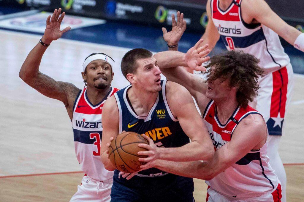 Denver Nuggets quedaron eliminados de los playoffs
