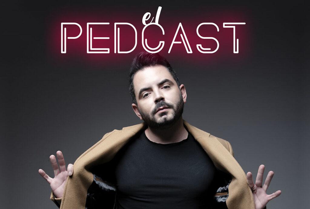 El Pedcast de José Eduardo Derbez con humor y sin censura