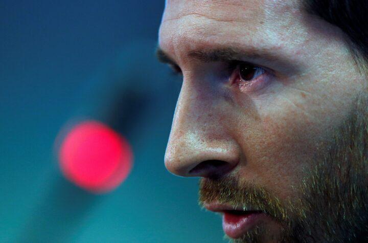 Messi habla de su sueño de título y de su preocupación por el contagio de covid-19