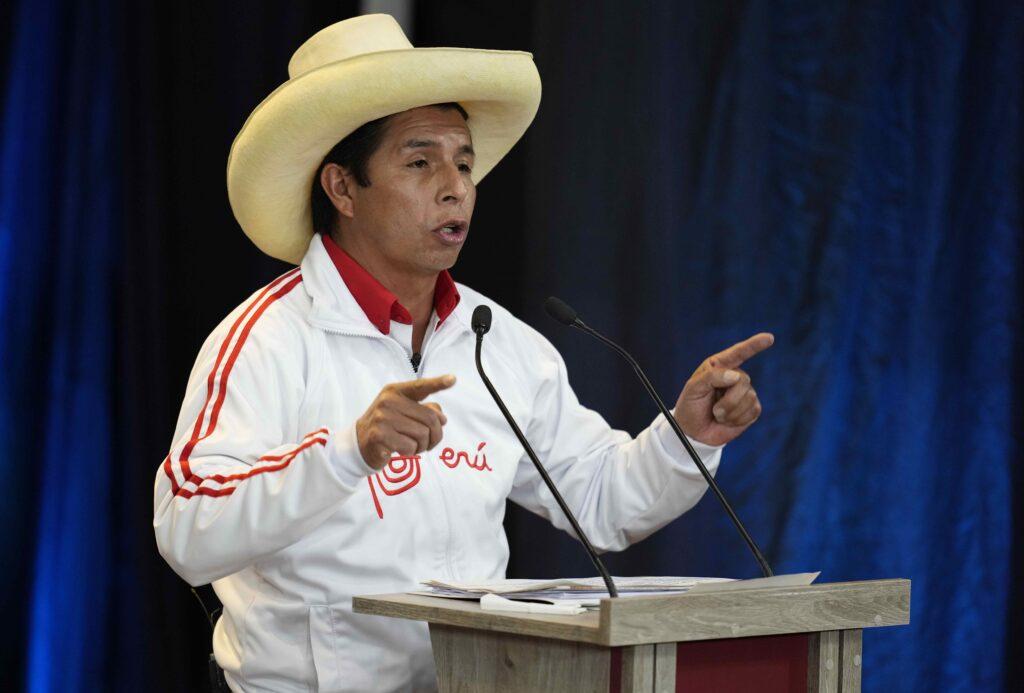 Pedro Castillo, el maestro rural conservador que pide cambios radicales