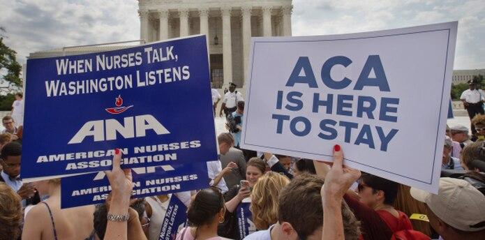 Salvado nuevamente el Obamacare