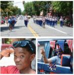 Desfile en Park Hill