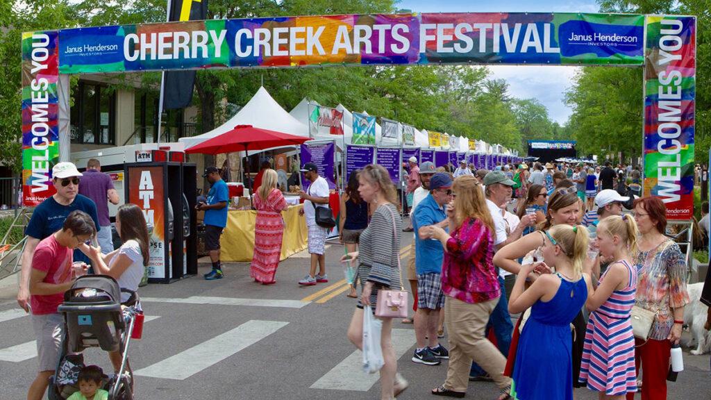 Arte en Cherry Creek