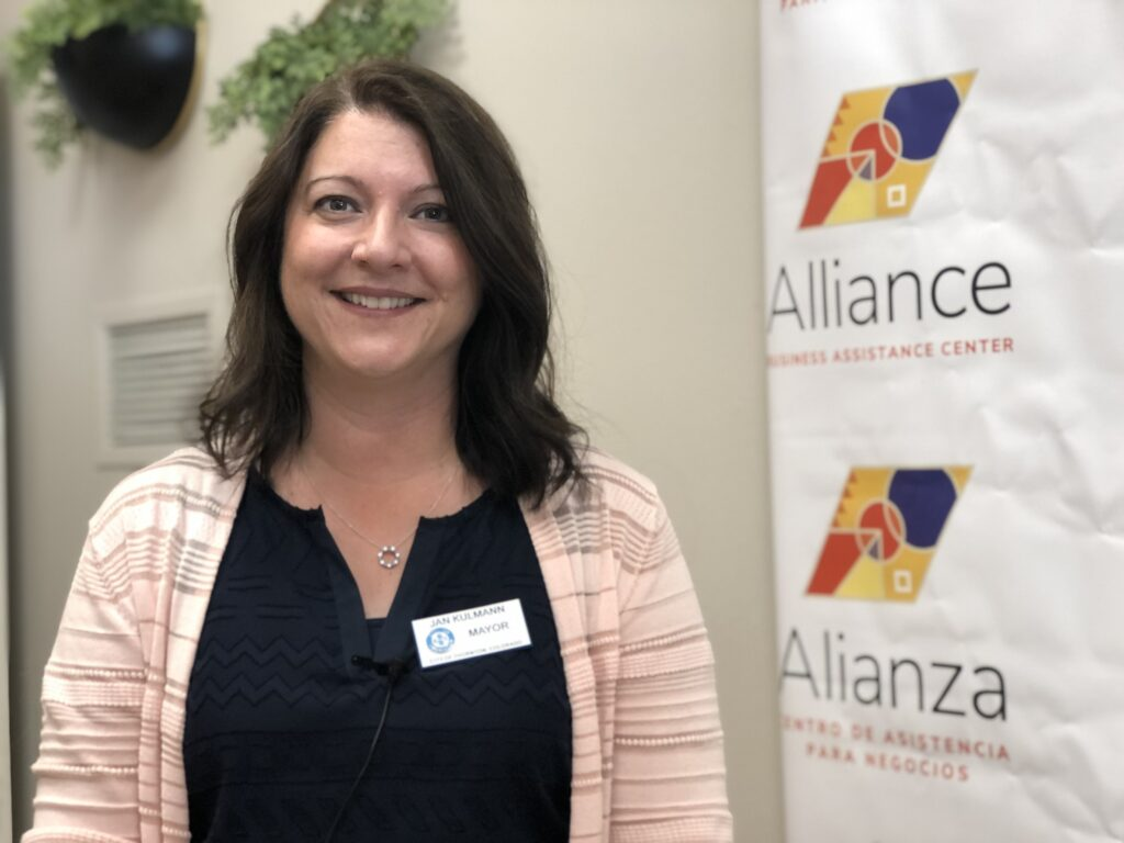 The Alliance Business Assistance Center Opens