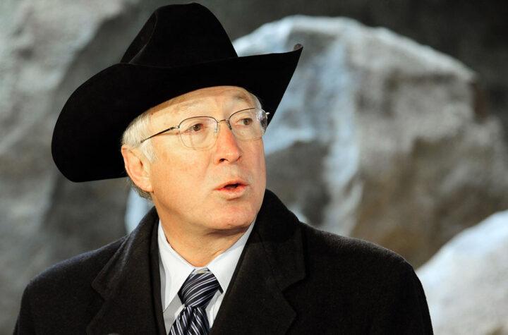 Ken Salazar, Ambassador to Mexico Ken Salazar, Embajador a México