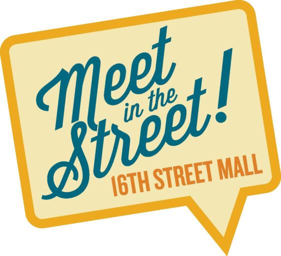 De paseo por la 16th Street Mall