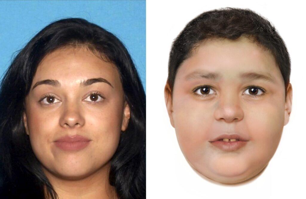 Arrestada madre de niño hallado muerto en Nevada