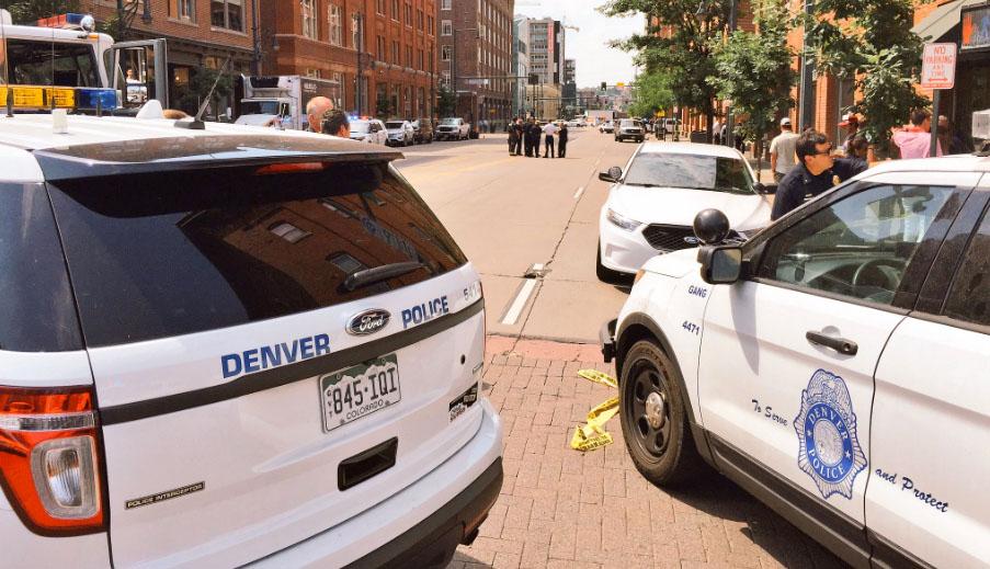 """Hispano demanda a la Policía de Denver por una """"golpiza injustificada"""""""