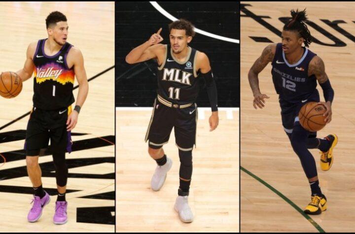 Jóvenes talentos sobresalen en los playoffs de la NBA