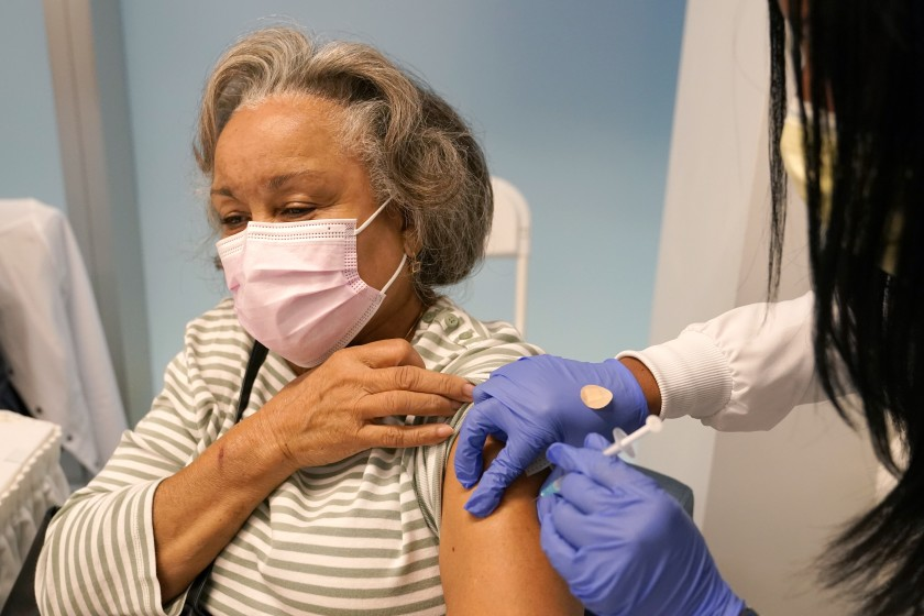 Seventy Percent of Colorado Adults Vaccinated